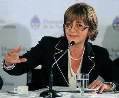 """Gils Carbó prometió una gestión """"independiente"""""""