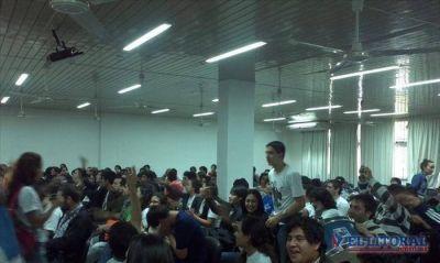 Estudiantes del NEA se unen para conformar una nueva FUA