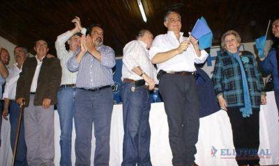Reconciliación liberal: Josefina y Cassani acordaron trabajar juntos para 2013
