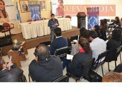 GESTAR comenzó a capacitar dirigentes políticos riojanos