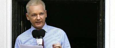 """Assange: """"Estados Unidos debe renunciar a la persecución de Wikileaks"""""""