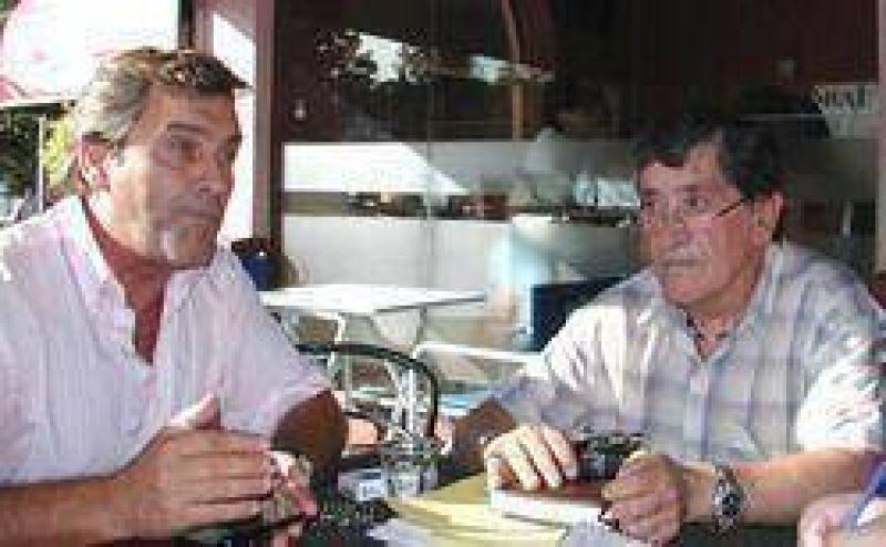 Vargas cuestion� la movilizaci�n realizada por Tasistro la semana pasada