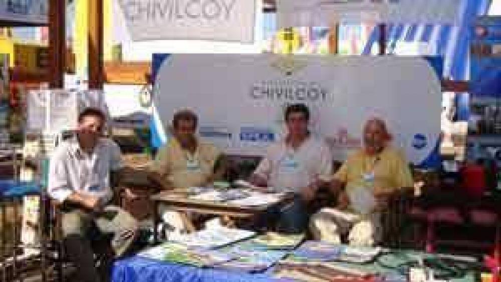 El Municipio y empresas locales en la Expoagro 2009