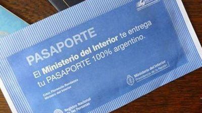 En Entre Ríos ya se puede tramitar el pasaporte electrónico