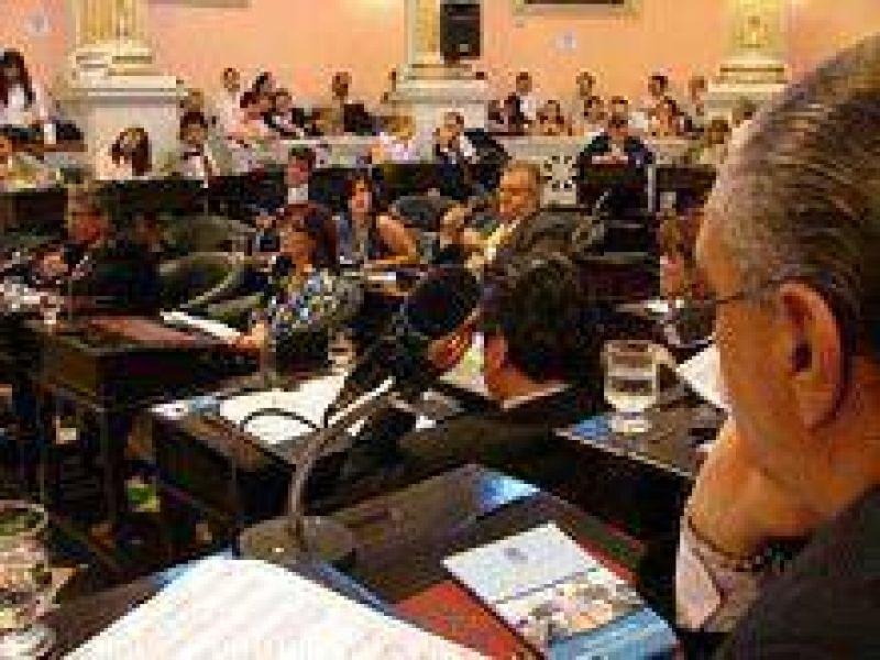 El PAF vuelve al tapete de discusi�n en Diputados.