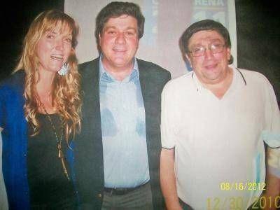 MARIOTTO RECIBIÓ AL TITULAR DEL SMATA DE MAR DEL PLATA