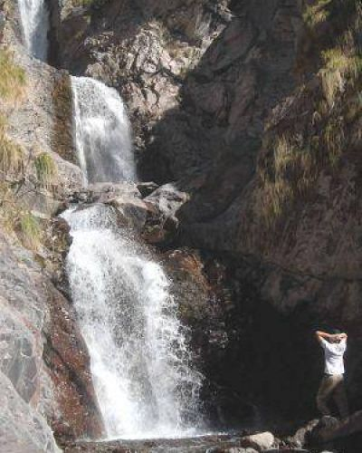 Primer trekking por la quebrada de Lozano