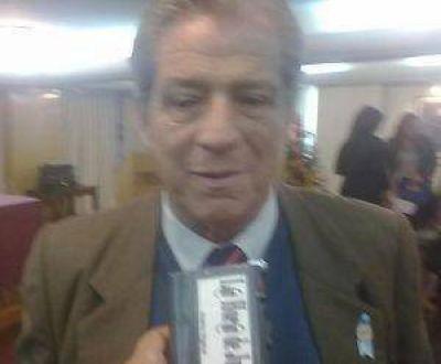 Luis Grenni: El �xodo termina cuando Belgrano entrega la Bandera de la Libertad Civil a Jujuy