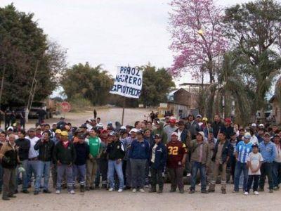 Comerciantes de Orán quieren libre la ruta 50