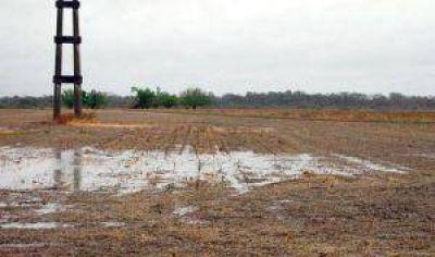 Las lluvias superaron el promedio mensual hist�rico
