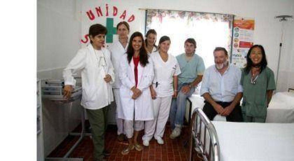 Nuevos horarios de atención en la Unidad Sanitaria de la villa.