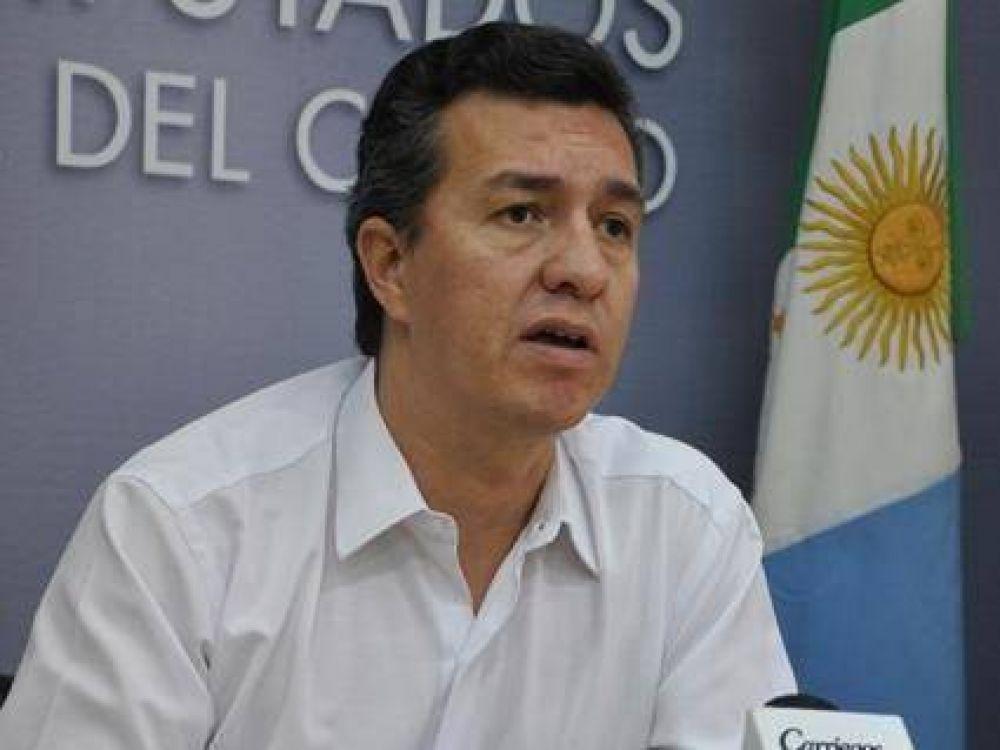 """Aguilar: """"La política será más abierta a la gente y más transparente en su financiamiento"""""""