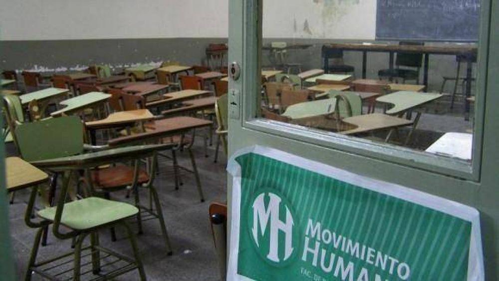 Los docentes de la UNT vuelven al paro y hoy protestarán en el Rectorado