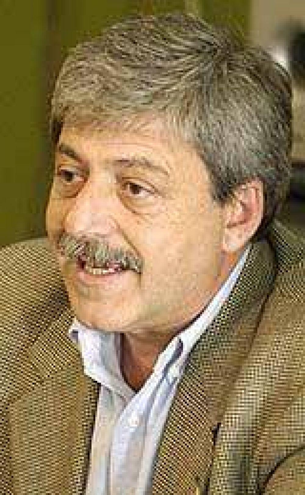 Buzzi pidió que no se use la discusión por las retenciones con fines electorales