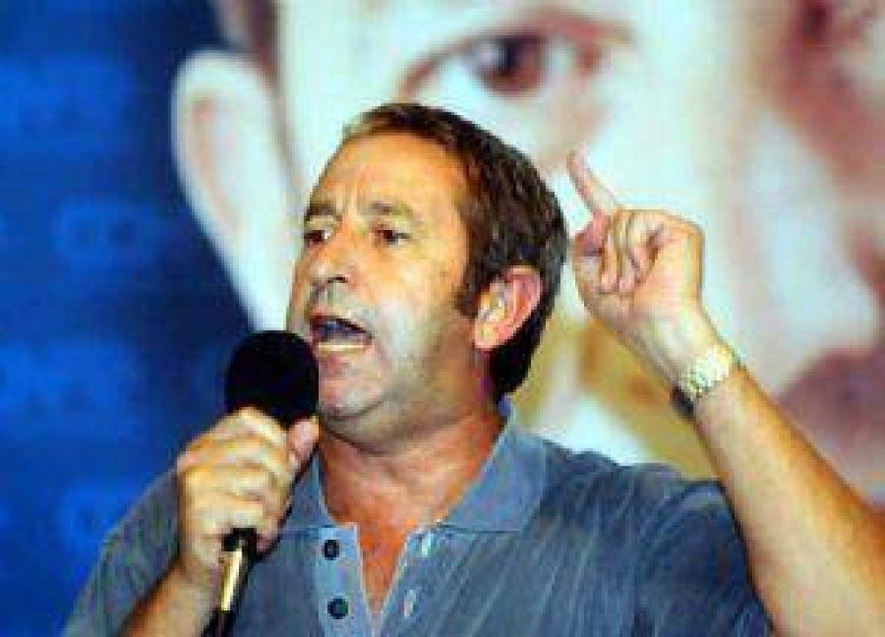 El Vicepresidente festejó en Mendoza el resultado