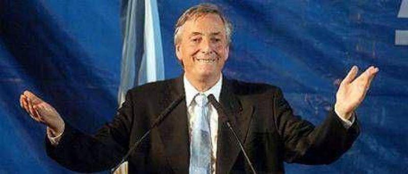 Kichner no puede ser candidato (legal) en Buenos Aires