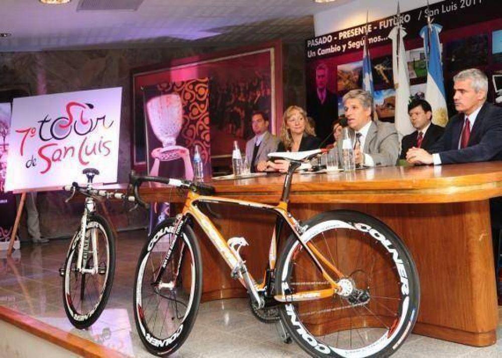 """Al Tour de San Luis """"le falta llegar más a la gente"""""""