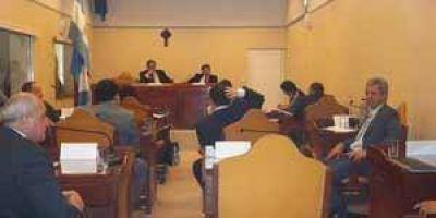 HCD: Modificación de presupuesto, aprobación de obras y Lanata