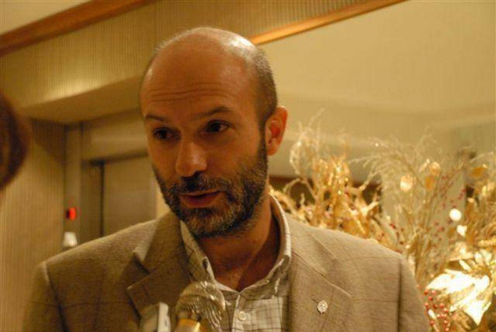 """""""La integración más sustentable y sólida es a través de la Cultura"""", dijo Bocchicchio."""