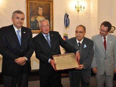 """""""En este Bicentenario del Éxodo Jujeño, el pueblo de Jujuy, sin ningún tipo de divisiones, está participando y está sintiéndose parte de esto"""""""