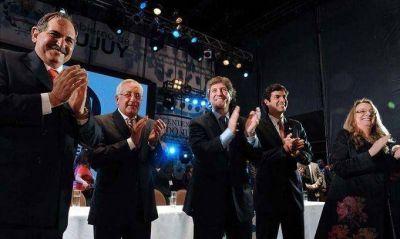 """Boudou sostuvo en Jujuy que transformar la Argentina """"no se hace sin dar batalla, sin dar discusiones"""""""