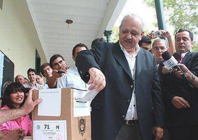 Brizuela del Moral: �El resultado es un mensaje para todo el pa�s�