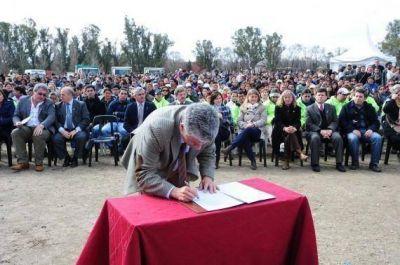 Villa Mercedes: ya funciona la primera cooperativa del Plan Provincial