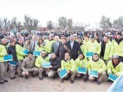 El Parque Costanera ya tiene una cooperativa que lo cuide