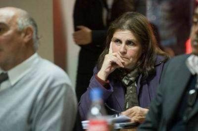 Marita Colombo defendió a Ríos