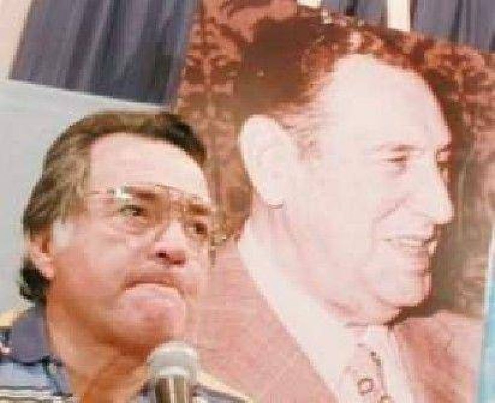 Barrionuevo se acordó de los Kirchner