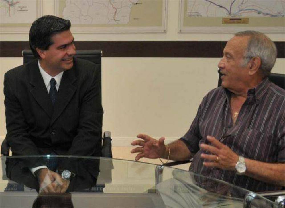 Sampayo propuso paritarias unificadas para los municipales