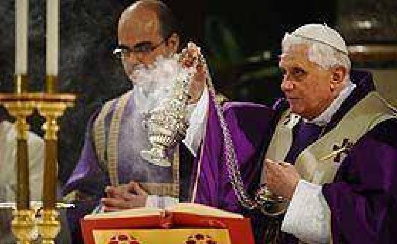 El Papa confirmó su viaje a Tierra Santa