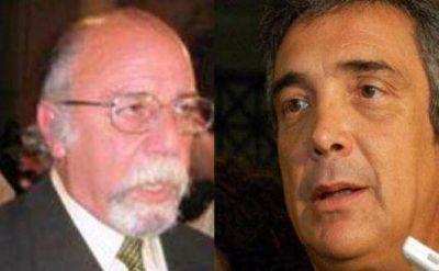 Carlos Alonso desmintió haber pegado un cachetazo a Nito Artaza