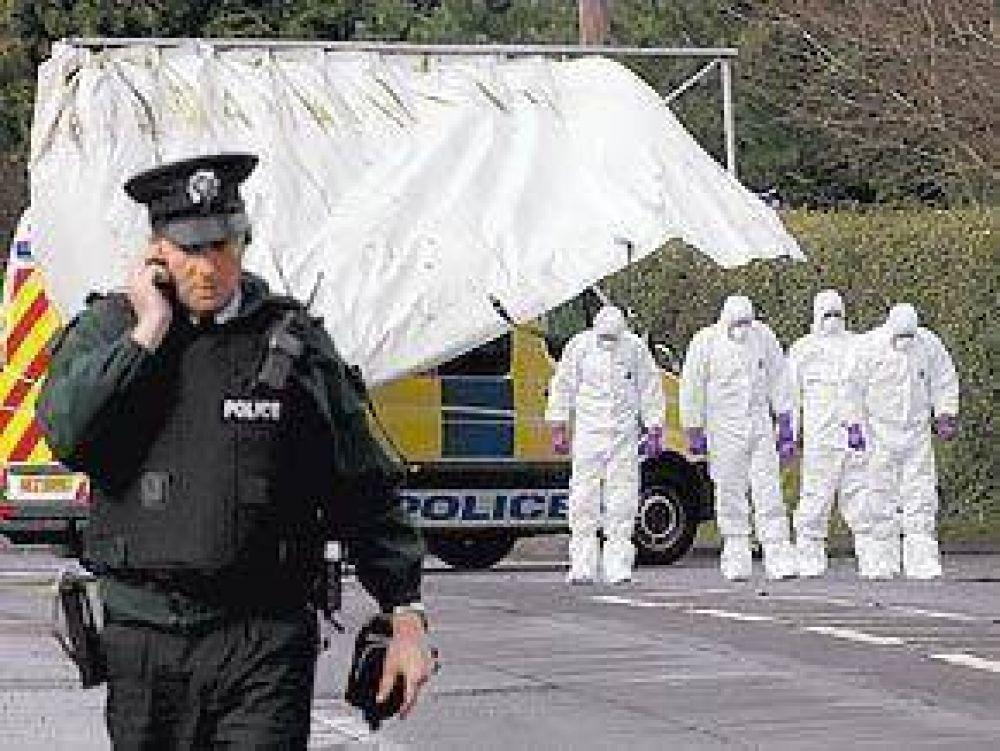 Luego de 12 años, el IRA Auténtico atacó un cuartel en Irlanda del Norte