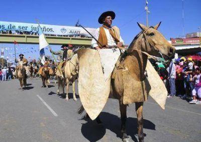 La Provincia conmemor� el Bicentenario Del �xodo Juje�o