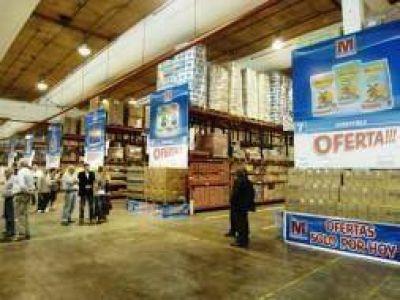 Maxiconsumo inauguró centro de distribución mayorista en zona norte de la provincia