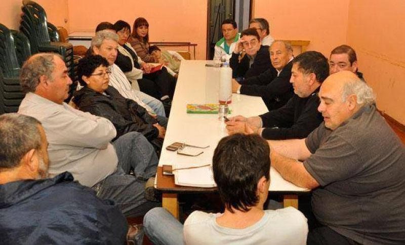 "La Intersindical plantea que ""el gobierno sigue dando datos falsos"""