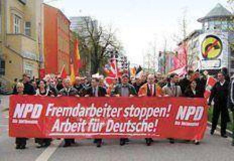 Al interior del partido nazi
