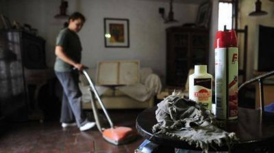 Servicio dom�stico: a fin de a�o, nueva ley