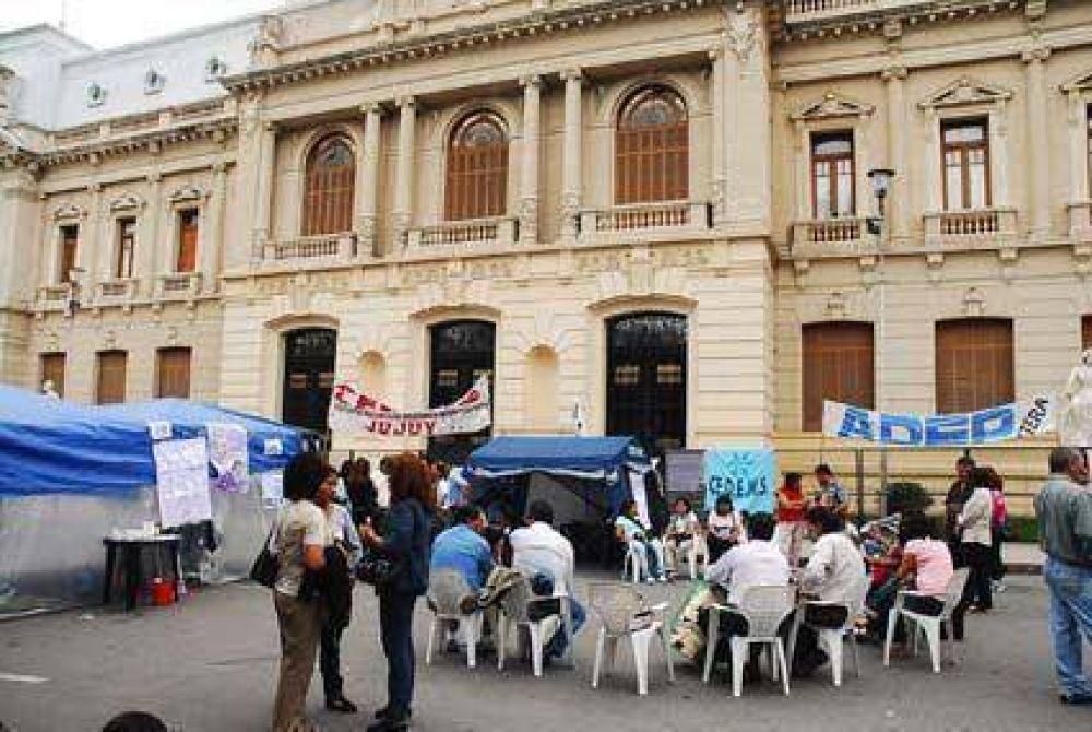Cedems reanuda hoy el paro por 72 horas Sigue el conflicto salarial