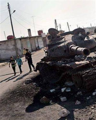 Siria: detenciones masivas del régimen