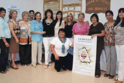 La Liga Solidaria Santiagueña celebra hoy su 16º aniversario