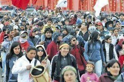 Más de 30 mil personas acompañaron a la imagen de San Gil en su 104ª marcha