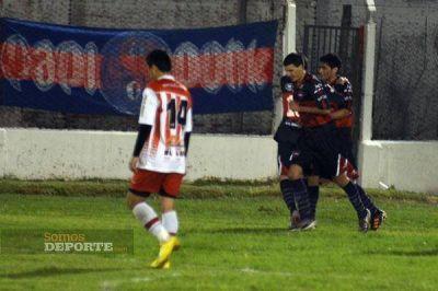 Villa Cubas perdió en un amistoso en Santiago del Estero