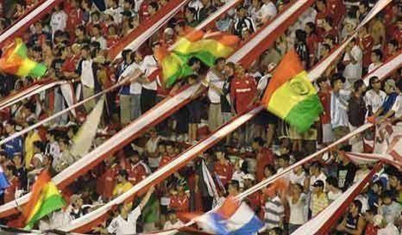 El INADI pedirá explicaciones a la AFA por las banderas xenófobas