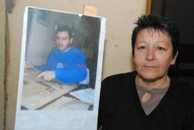 """""""Quiero que se haga justicia por la muerte de mi hijo"""""""