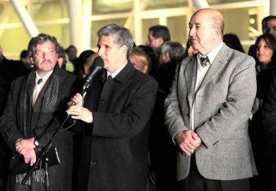 Quedó oficialmente inaugurada la Isla de Servicios de Desaguadero