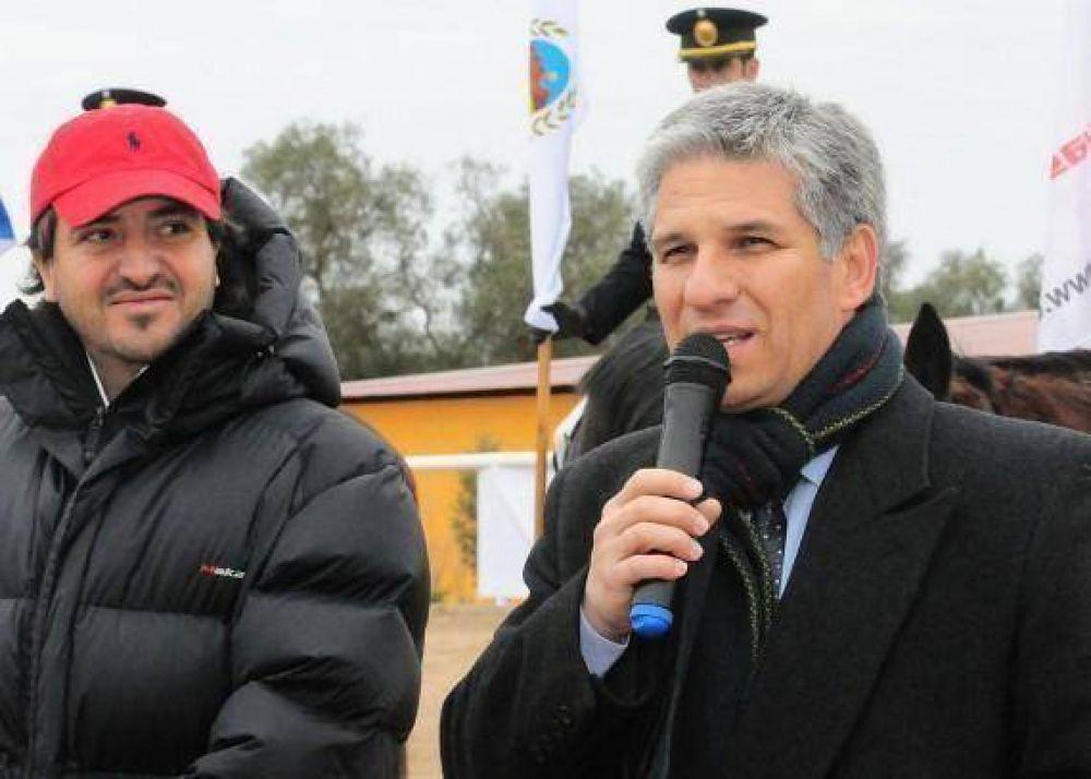 En el 418º aniversario de San Luis comenzó el Torneo Regional de Equitación Nuevas Olimpíadas Especiales de la provincia