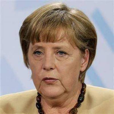 Merkel busca una UE más integrada