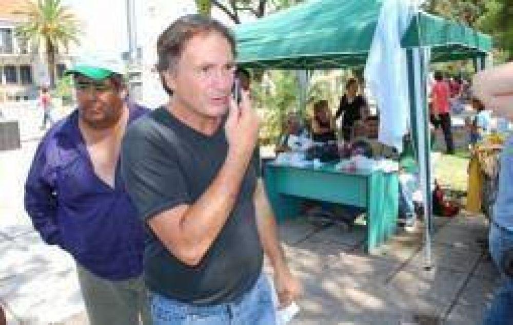 Gremio opositor criticó la construcción de un 'superdomo'